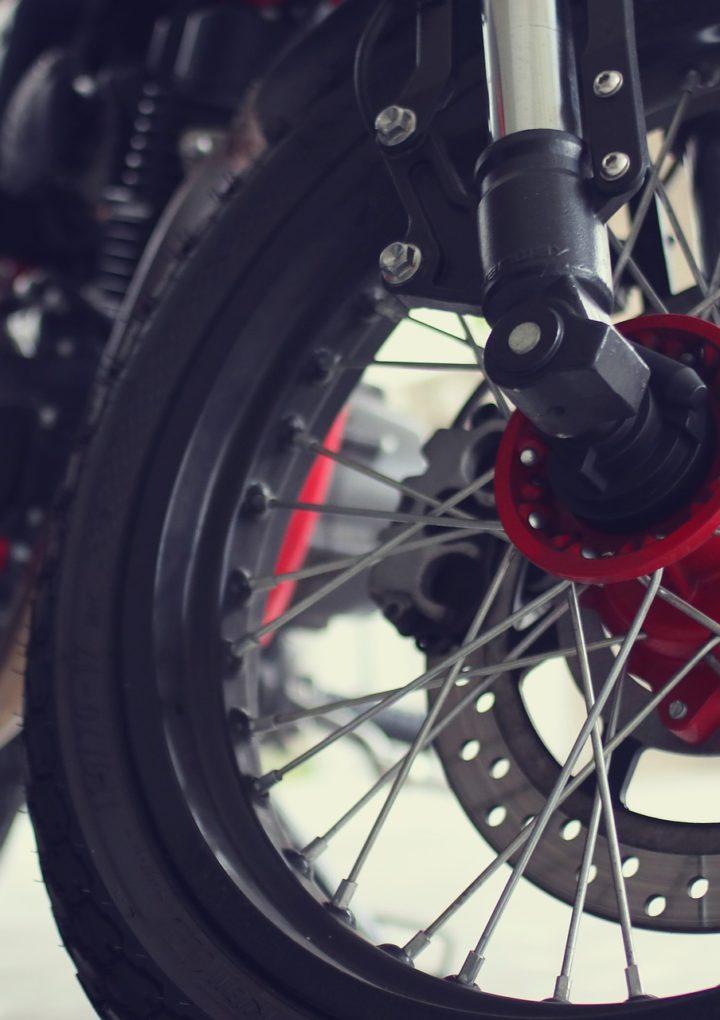 Jak prawidłowo dotrzeć tarcze motocyklowe?